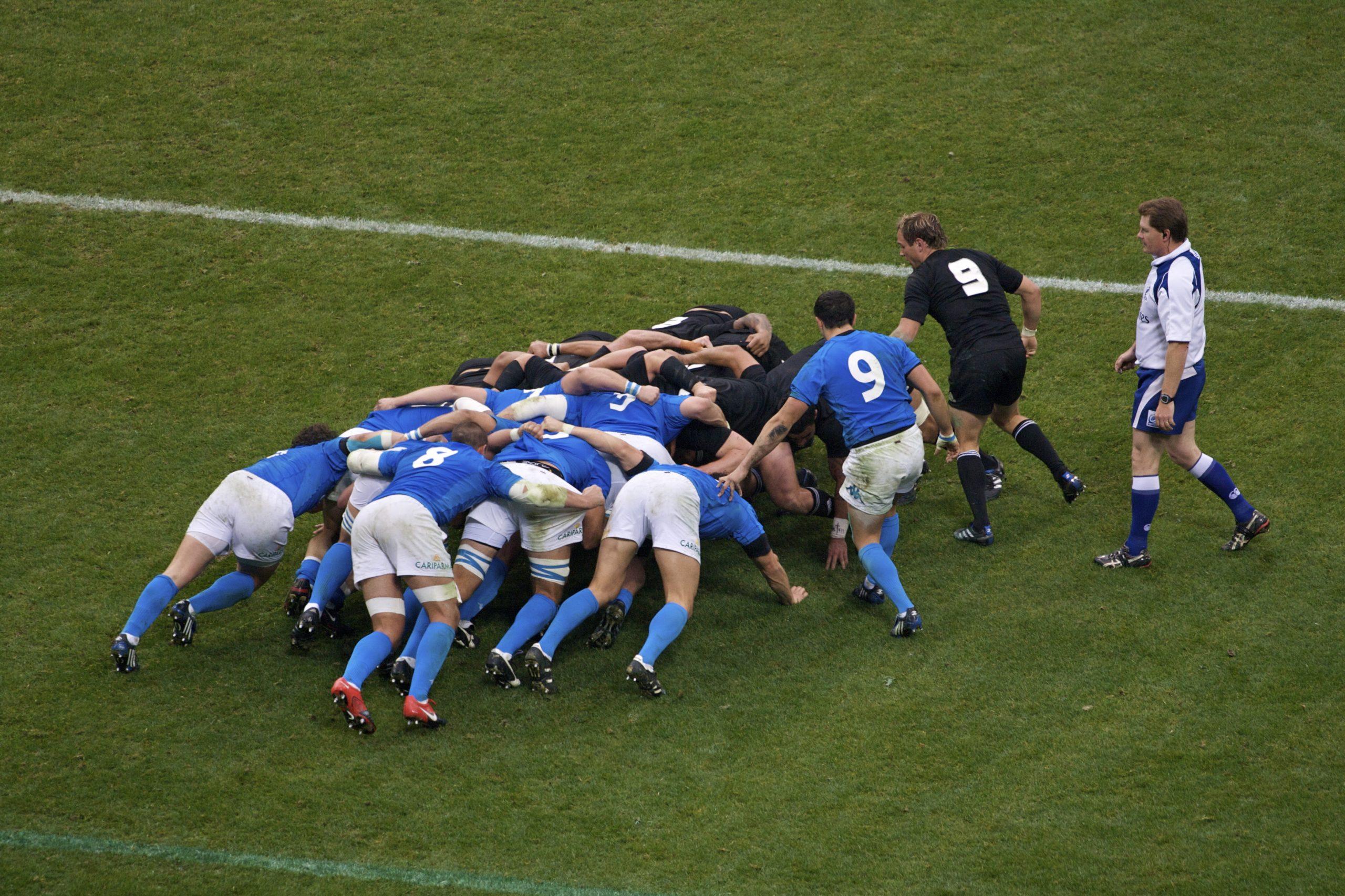 Les meilleures équipes en rugby